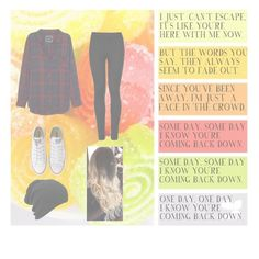 """Coming Back Down // Hollywood Undead"" by youre-555-im-666 on Polyvore featuring Seed Design, Rails, Wolford and Converse"