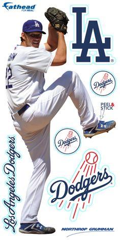 Los Angeles Dodgers #22 Clayton Kershaw