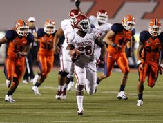 Damien Williams long TD run in the 4th quarter against UTEP in week 1