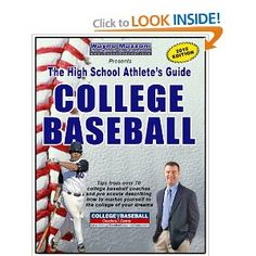 Baseball recruiting videos book on a,azon