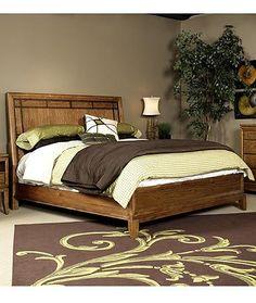 Fairmont Designs Toluca Lake Collection King Platform Bed Set