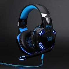 16.48$  Buy now - http://alivm3.shopchina.info/go.php?t=32639128336 - High Quality Gaming Headset Headphones Over-Ear Computer Games Earphones Headphone Game Headset With Microphone Mic LED for PC 16.48$ #bestbuy