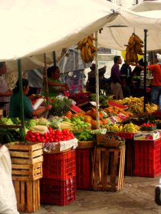 market in mexico. The best. Places Around The World, Around The Worlds, Mexican Market, Mexican People, World Street, Mexican Heritage, Mexico City, Tulum, Vacation Trips