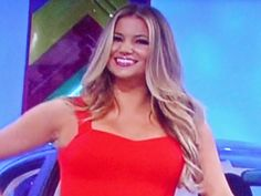 Amber Lancaster - The Price Is Right (1/5/2015) ♥