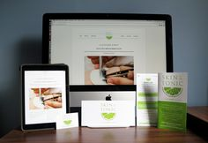 Custom graphic design Fresh design for a business rebrand