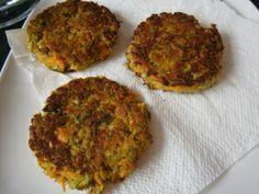aardappel broccoli koekjes