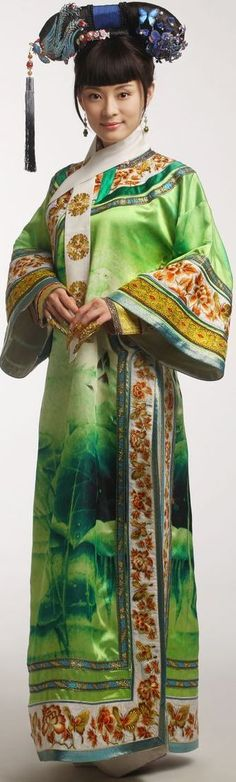 Asia - China, Qing dynasty style