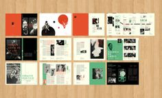 László Moholy Nagy - Fascículo coleccionable by Laura Martín, via Behance
