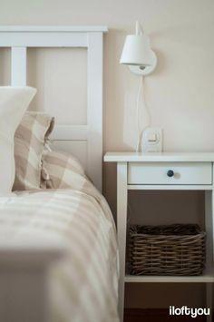 detalle dormitorio principal #proyectollivia - iloftyou