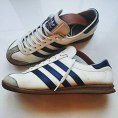 Adidas Rekord S. Made in Yugoslavia.