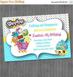 STORE CLOSING 50% OFF Shopkins Birthday by sugarandspiceprintz