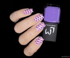 LMcosmetic - Vernis Stamping 4 Lila