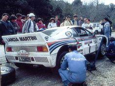 Tour de Corse 1982....