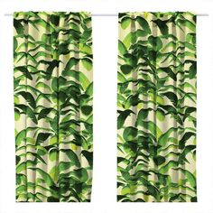 "SAFE HOUSE USA - ""Beverly"" Print Lined Curtain Panels"