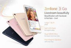 Asus Zenfone 3 Go se presentaría luego de la MWC 2017