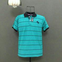 Áo thun cổ bẻ Abercrombie với giá ₫150.000 chỉ có trên Shopee! Mua ngay: http://shopee.vn/boybanhang/4478866 #ShopeeVN