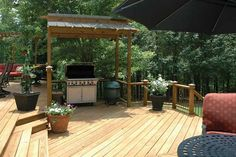 Pressure-Treated Lumber Decks | Atlanta Decking and Fence