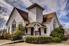First Presbyterian Church, DeQueen - Sevier County