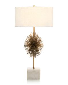 Starburst Table Lamp - Table Lamps - Portable Lighting - Lighting - Our Products
