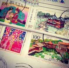 Does anybody has this stamps?! I love them and I want them !!!