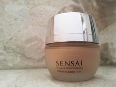 Sensai's sublime Cellular Performance Cream Foundation © beautyworkshop.gr