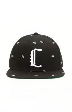 Southside Snap-Back Hat by Crooks & Castles at MOOSE Limited