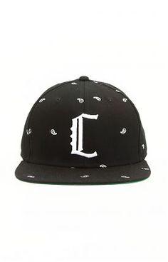 Southside Snap-Back Hat by Crooks & Castles at MOOSE Limited