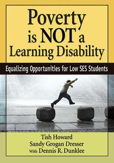 Poverty Is Not A Lrng Disability - Tish Howard - McNally Robinson Booksellers