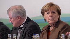 Einer Meinung bei Grenzkontrollen: Merkel und Seehofer legen Streit bei