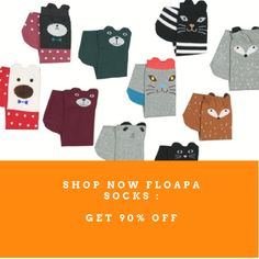 Cute new Kids Floapa socks are now online. These socks will make you smile. See all their Girls Knee High Animal Socks. Shop Now Floapa Socks: www.floapa.com #salesocks #Animalfacesocks #girlssocks #kidsstyle #Shopping #fashion #kidssocks #babysocks #clouth #cutesocks #deal #forsale