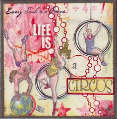life is a circus (Marion Bockel)