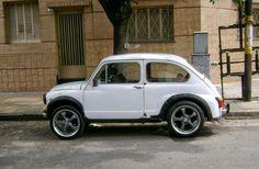 Fiat 600 , buenos aires, argentina