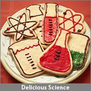 ThinkGeek :: Labcutter Science Cookie Cutters