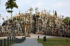 Hill of Crosses, Šiauliai | 29 Photos That Prove Lithuania Is The Most Beautiful Country You've Never Visited