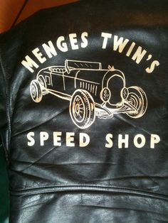 Menges Twin's Speed Shop