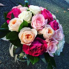 cool vancouver florist Lovely Garden Roses #vancouverflowers #hilarymilesflowers #gardenroses by @lydia_k_yu  #vancouverflorist #vancouverflorist #vancouverwedding #vancouverweddingdosanddonts