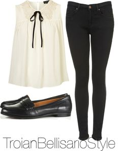Inspired Spencer Hastings Outfit.