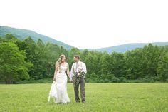 Simply Elegant - Roberts and McClain Wedding