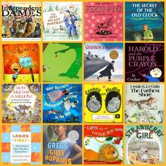 Read through October celebrating the birthdays of children's book authors!