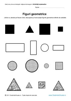 Let's learn geometric shapes small. Toddler Activities, Geometric Shapes, Mai, Kindergarten, Preschool, Gallery Wall, Learning, Frame, Erika