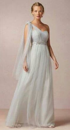 Lovely bridemaid's dress...
