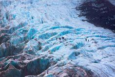 Franz Josef Glacier [Explored] by Jesper Bülow, via Flickr