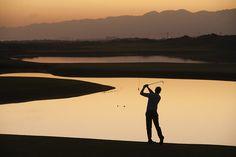 "Golf Course in ""AlMouj Golf"""