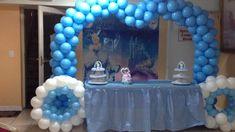 decoracion de 15 años estilo cenicienta (4) Balloon Decorations, Princess Party, Event Decor, Event Planning, Balloons, Bubbles, Frozen, Birthday Cake, Design