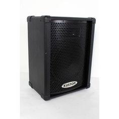 "Kustom KPC10P 10"" Powered PA Speaker Regular 888366001547"