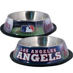 Los Angeles ANGELS  MLB 32 oz. Water Bowl