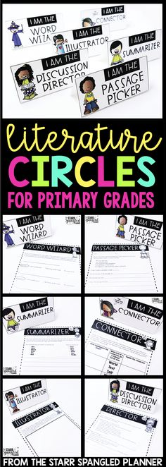 Literature Circles,