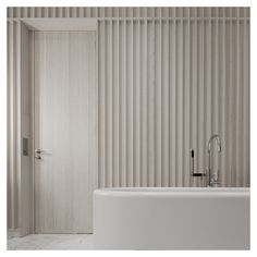 David Chipperfield - Bathroom [Carine Roitfeld's apartment - Paris]