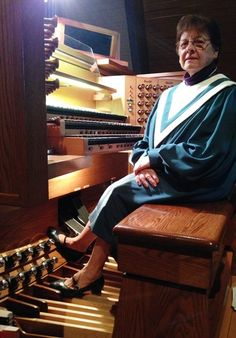 This organist says her OrganMaster Shoes have lasted 20 years. Time for a new pair of organ shoes!