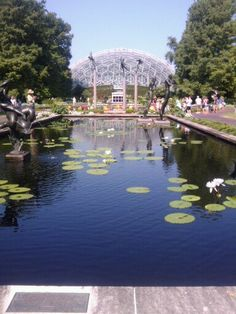 Missouri Botanical Garden St. Louis Missouri